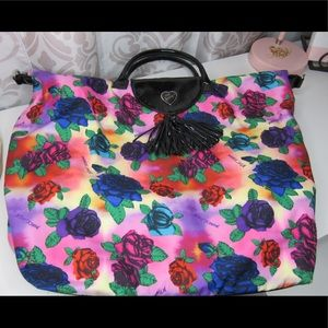 Betsey Johnson Overnight Bag